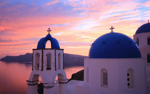 Full Day Tour with Sunset in Oia